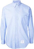 Thom Browne classic shirt - men - Cotton - 1