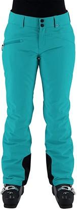 Obermeyer Malta Pants (Charcoal) Women's Casual Pants