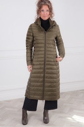 JOTT Laurie Long Coat With Hood - Small