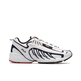MSGM X Fila White Sneakers