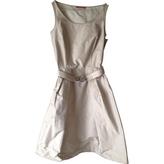 Prada Beige Polyester Dress
