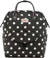 Cath Kidston Button Spot Frame Backpack