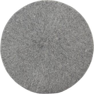 Craze London Sale Sale Womens Winter Autumn Beret/Ladies Quality Woolen Beret/Womens 100% Quality Woolen Beret (Light Grey)