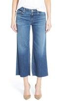 Hudson Women's 'Sammi' Crop Wide Leg Jeans