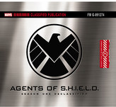 Disney Agents of S.H.I.E.L.D. Season One Declassified Book