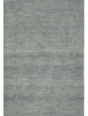 Wildon Home Henley Hand-Tufted Porcelain Blue Area Rug Rug Size: 9' x 12'