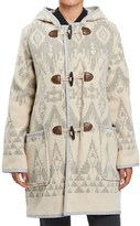 Woolrich White Label Mill Wool Duffle Jacket (For Women)