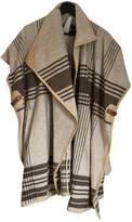 By Malene Birger Beige Wool Coat for Women