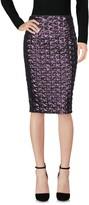 Traffic People Knee length skirts - Item 35323547