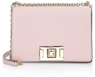 Furla Mini Mimi Leather Crossbody Bag