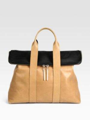 3.1 Phillip Lim Hour Colorblock Bag
