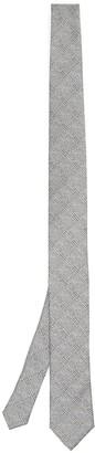 Dolce & Gabbana Tartan Silk Tie