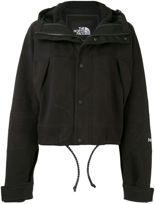 The North Face Hooded Bomber Jacket
