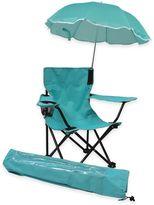 Redmon Kids' Camp Chair with Umbrella in Aqua