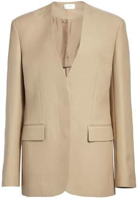 The Row Murray Wool & Silk Jacket