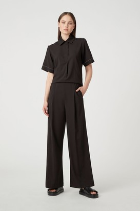 Camilla And Marc Benito Black Shirt