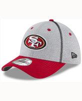 New Era San Francisco 49ers Gray Stitch 39THIRTY Cap