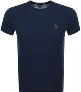 Belstaff Throwley T Shirt Navy