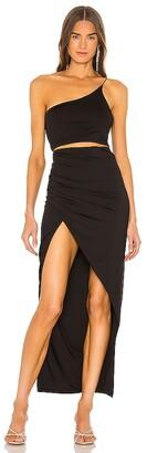 superdown Lydia Maxi Skirt Set