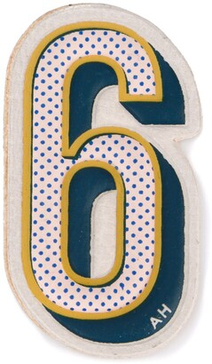 Anya Hindmarch 'Six' sticker