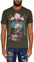 DSQUARED2 'back In Nagasaki' T-shirt