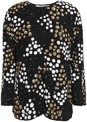 Antik Batik Andy Embellished Georgette Jacket