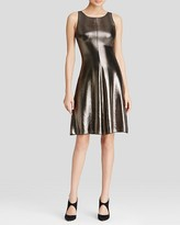 Armani Collezioni Dress - Metallic