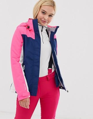 Dare 2b Ski Prosperity Jacket in pink