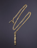 Mini Whistle Necklace