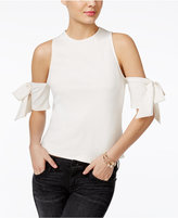 GUESS Adaline Bow-Detail Top