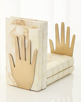 Kate Spade Hand Bookends