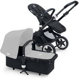 Bugaboo Buffalo Stroller Base - All Black Frame