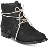 Sporto Jillian Lace-Up Booties