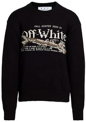 Off-White Pascal Tool Crewneck Sweater