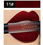 Outtop Waterproof Matte Liquid Lipstick All Day Lipcolor 3 Color Set (11#)