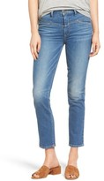 Paige Women's Adelyn High Waist Ankle Straight Leg Jeans