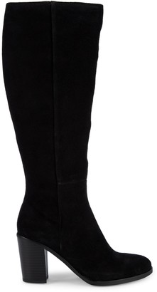 Splendid Patrick Suede Knee-High Boots