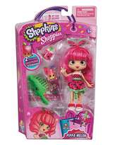 Fashion World Shopkins Shoppies Doll Pippa Melon