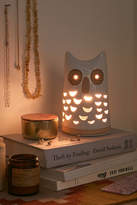 Urban Outfitters Owl Ceramic Table Lamp