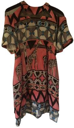 Tata-Naka Tata Naka Silk Dress for Women