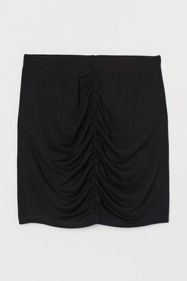 H&M Draped skirt