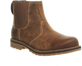 Timberland Larchmont Chelsea Oakwood Nubuck Leather