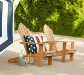 Pottery Barn Teak Adirondack Chair