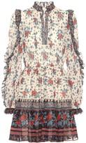 Ulla Johnson Dani floral silk georgette dress