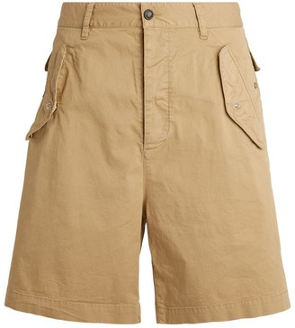 DSQUARED2 Flap Pocket Chino Shorts