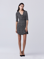 Diane von Furstenberg Savilla Silk Wrap Dress