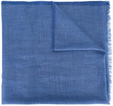 Eleventy plain scarf - men - Cotton/Cashmere - One Size