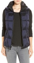 Andrew Marc Metallic Down Vest