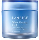 LaNeige 2015 New! Water Sleeping Mask 70ml (For All Skin Types) Made in Korea