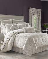 J Queen New York Le Blanc Comforter Sets
